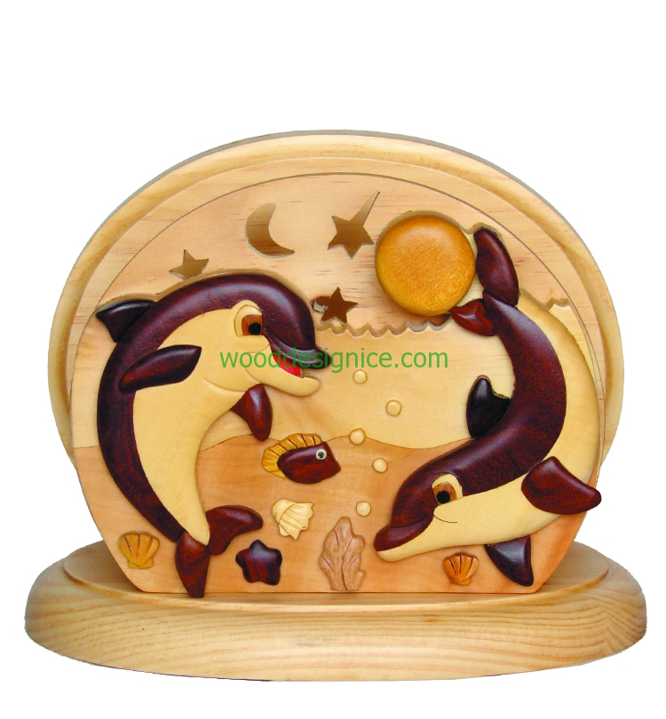 Wooden Nightlight LIG006