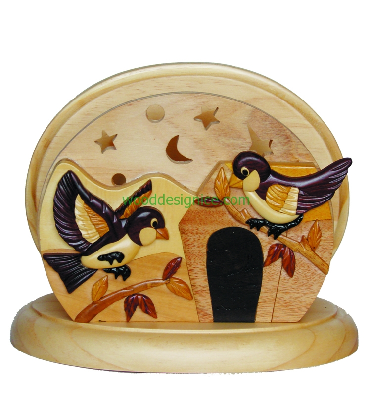 Wooden Nightlight LIG007