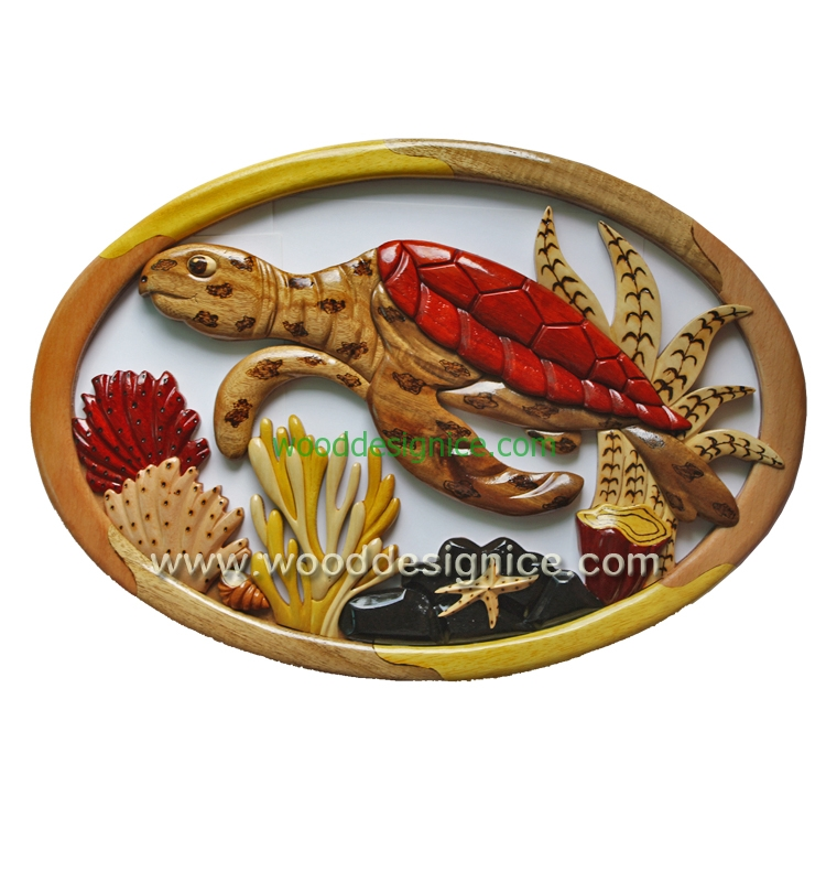 WOODEN WALL ART WAL029