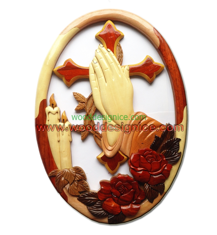 WOODEN WALL ART WAL026