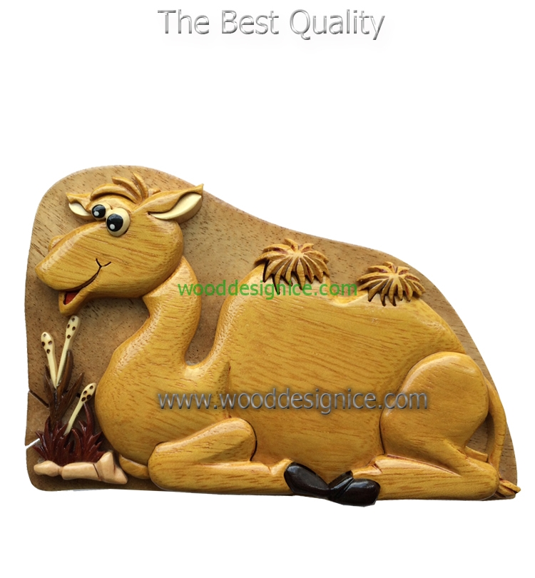 Wooden Puzzle Box PUZ065