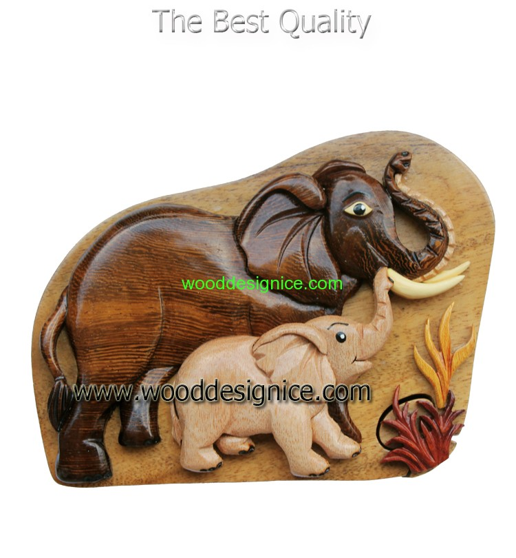 Wooden Puzzle Box PUZ103