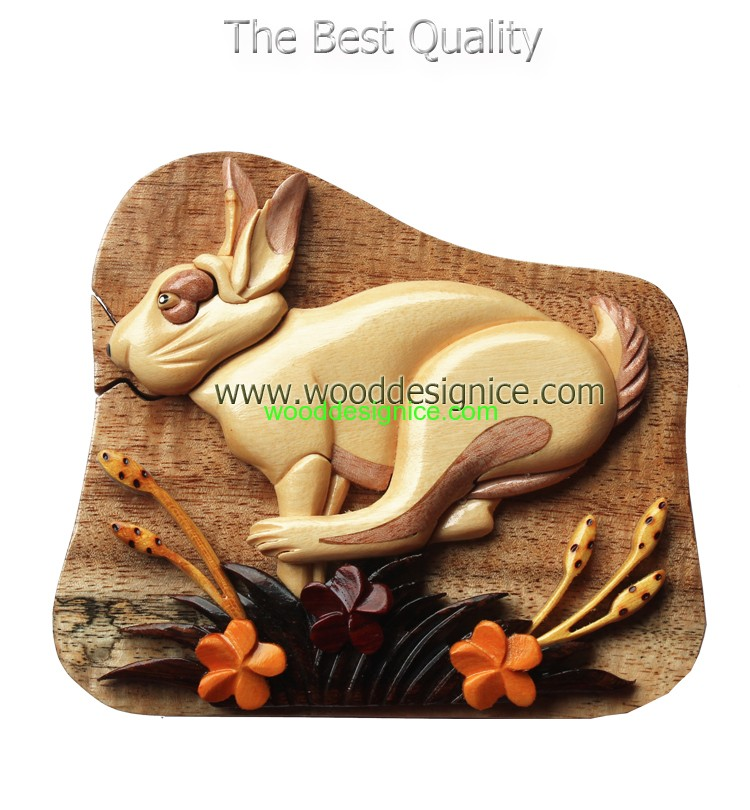 Wooden Puzzle Box PUZ118