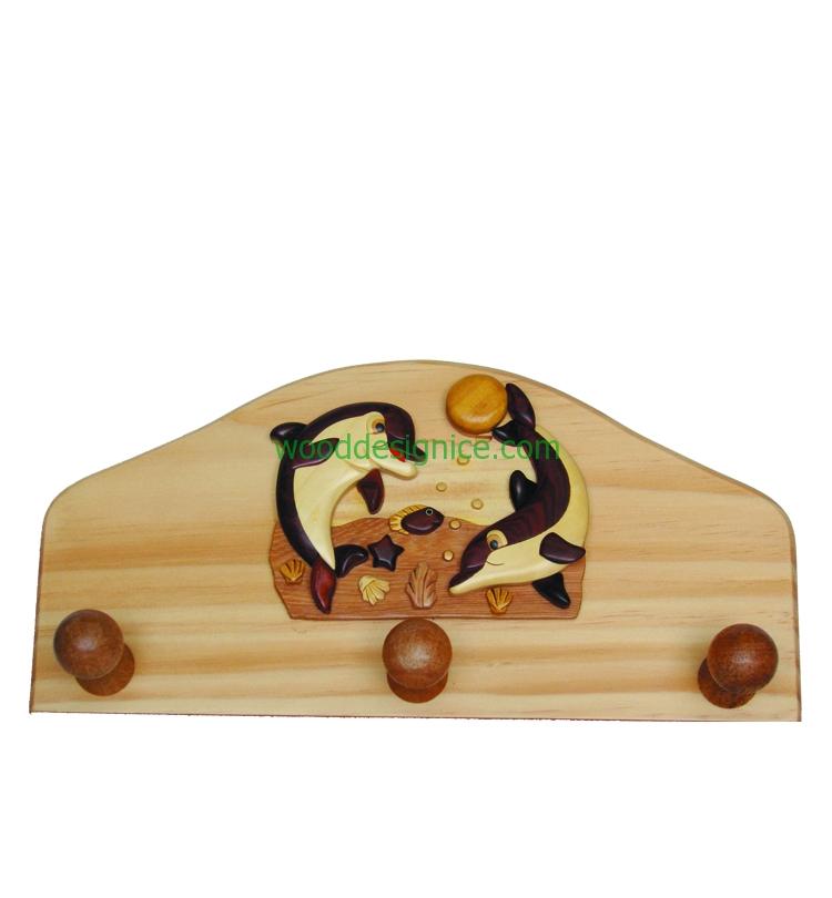 Wooden Hanger HAN003