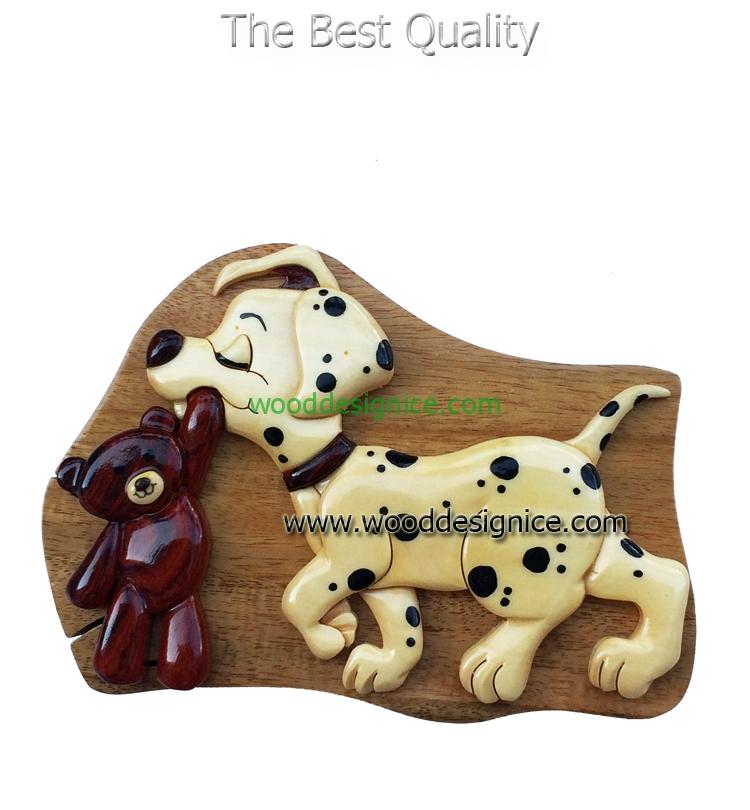 Wooden Puzzle Box PUZ101