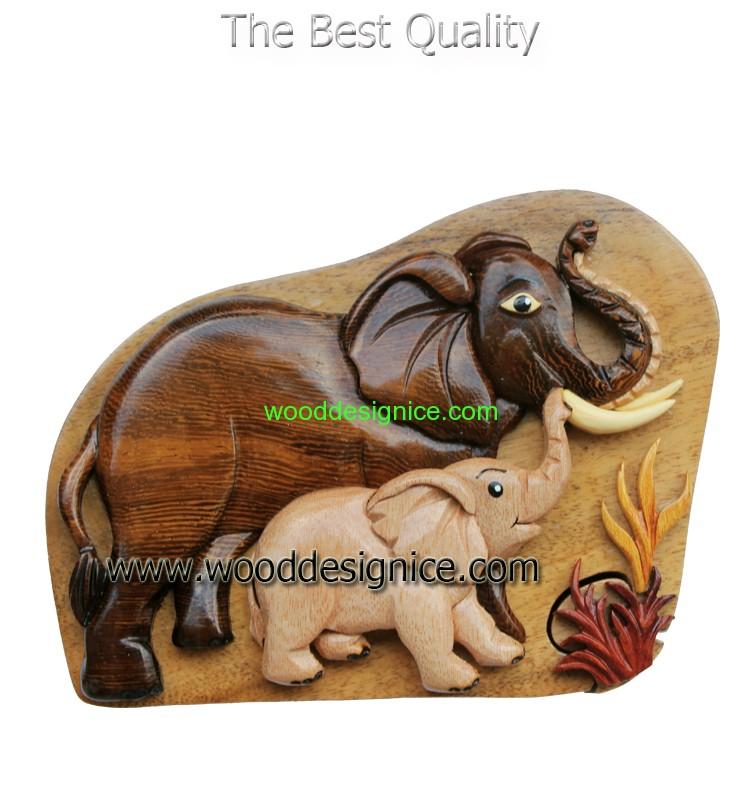 Wooden Puzzle Box PUZ103